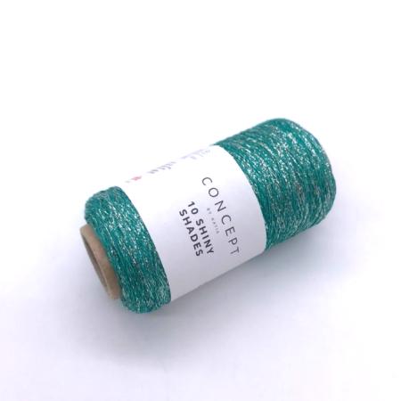 Пряжа для вязания и рукоделия 10 Shiny Shades (Katia) цвет 60, 1050 м