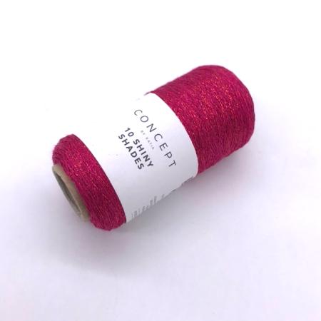 Пряжа для вязания и рукоделия 10 Shiny Shades (Katia) цвет 80, 1050 м