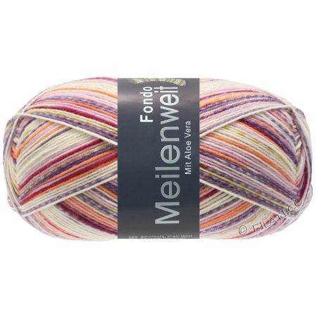 Пряжа для вязания и рукоделия Meilenweit 100 Fondo (Lana Grossa) цвет 7871, 420 м