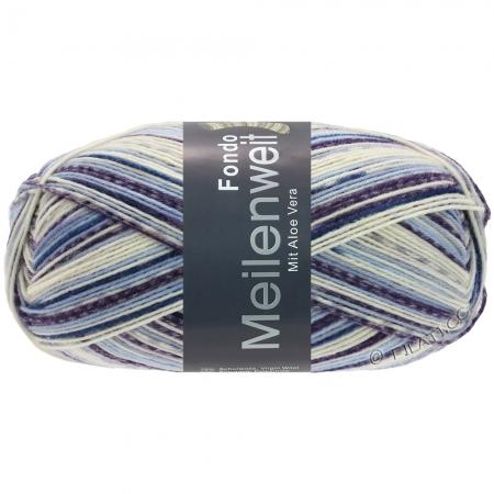 Пряжа для вязания и рукоделия Meilenweit 100 Fondo (Lana Grossa) цвет 7872, 420 м