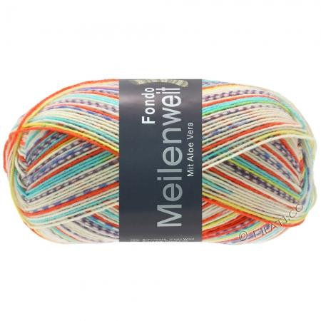 Пряжа для вязания и рукоделия Meilenweit 100 Fondo (Lana Grossa) цвет 7873, 420 м