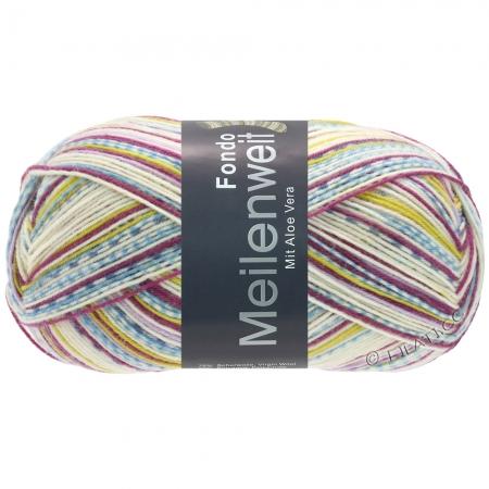 Пряжа для вязания и рукоделия Meilenweit 100 Fondo (Lana Grossa) цвет 7874, 420 м
