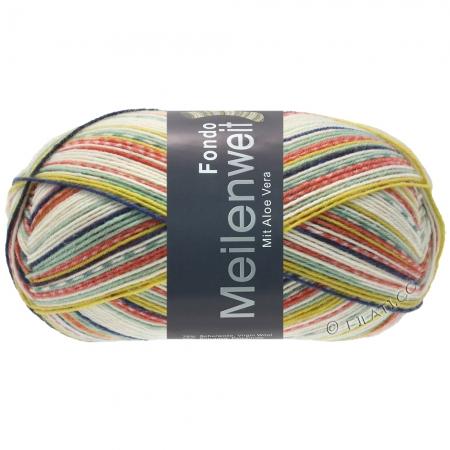 Пряжа для вязания и рукоделия Meilenweit 100 Fondo (Lana Grossa) цвет 7875, 420 м