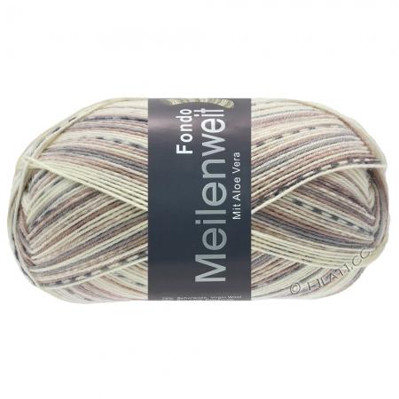 Пряжа для вязания и рукоделия Meilenweit 100 Fondo (Lana Grossa) цвет 7877, 420 м