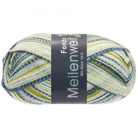 Пряжа для вязания и рукоделия Meilenweit 100 Fondo (Lana Grossa) цвет 7878, 420 м