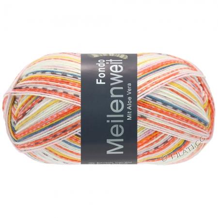 Пряжа для вязания и рукоделия Meilenweit 100 Fondo (Lana Grossa) цвет 7879, 420 м