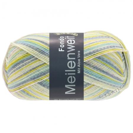 Пряжа для вязания и рукоделия Meilenweit 100 Fondo (Lana Grossa) цвет 7880, 420 м