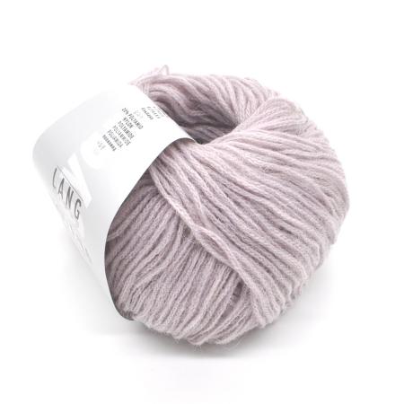 Пряжа для вязания и рукоделия Novena (Lang Yarns) цвет 0019, 110 м
