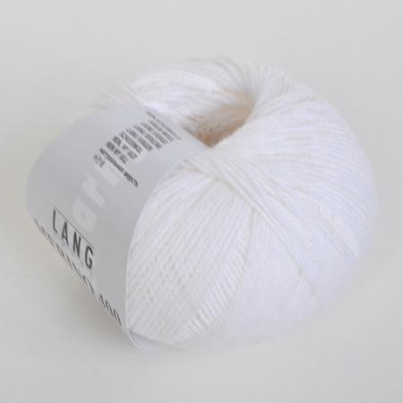 Пряжа для вязания и рукоделия Merino 400 Lace (Lang Yarns) цвет 0094, 200 м