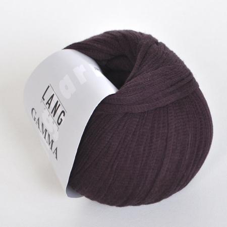 Пряжа для вязания и рукоделия Gamma (Lang Yarns) цвет 64, 165 м