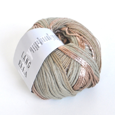 Пряжа для вязания и рукоделия Ella (Lang Yarns) цвет 96, 160 м