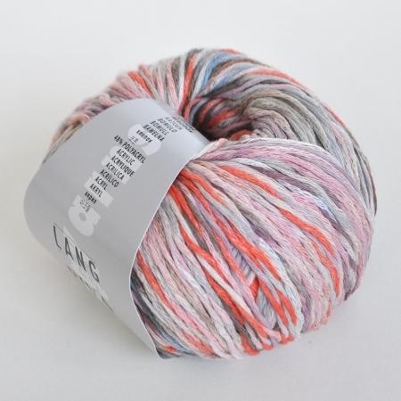 Пряжа для вязания и рукоделия Riva (Lang Yarns) цвет 09, 105 м
