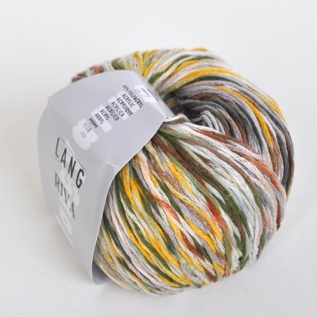 Пряжа для вязания и рукоделия Riva (Lang Yarns) цвет 98, 105 м