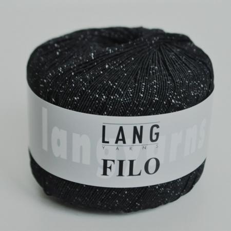 Пряжа для вязания и рукоделия Filo (Lang Yarns) цвет 0104, 200 м