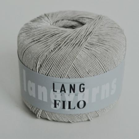 Пряжа для вязания и рукоделия Filo (Lang Yarns) цвет 0096, 200 м