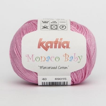 Пряжа для вязания и рукоделия Monaco Baby (Katia) цвет 40, 170 м