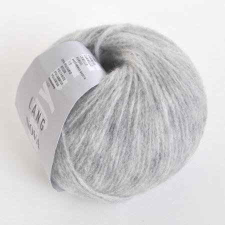 Пряжа для вязания и рукоделия Nova (Lang Yarns) цвет 0003, 180 м