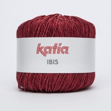 Пряжа для вязания и рукоделия Ibis (Katia) цвет 83, 130 м