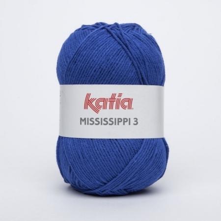 Пряжа для вязания и рукоделия Mississippi 3 (Katia) цвет 812, 210 м