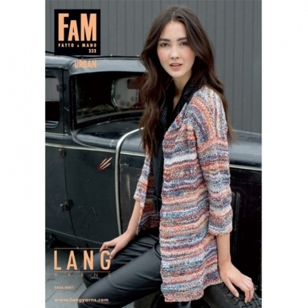 Журнал Lang Yarns FaM № 232 (Lang Yarns)