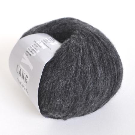 Пряжа для вязания и рукоделия Nova (Lang Yarns) цвет 0070, 180 м
