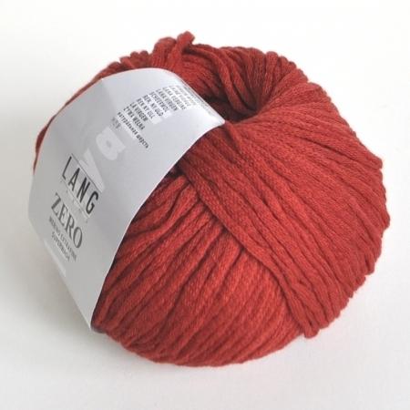 Пряжа для вязания и рукоделия Zero (Lang Yarns) цвет 0063, 120 м