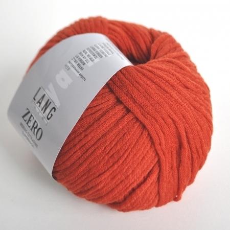 Пряжа для вязания и рукоделия Zero (Lang Yarns) цвет 0075, 120 м
