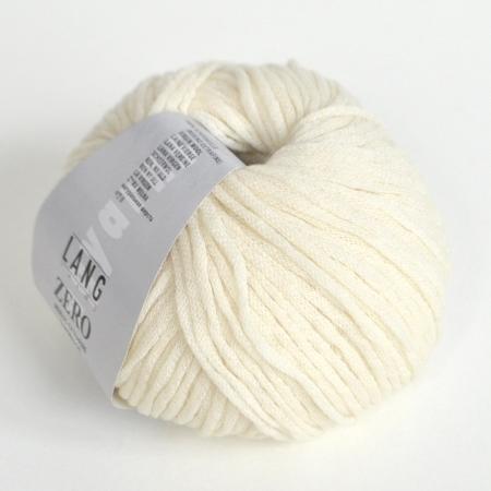 Пряжа для вязания и рукоделия Zero (Lang Yarns) цвет 0094, 120 м