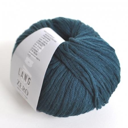 Пряжа для вязания и рукоделия Zero (Lang Yarns) цвет 0088, 120 м