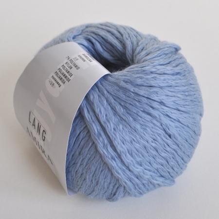 Пряжа для вязания и рукоделия Amira (Lang Yarns) цвет 0033, 100 м
