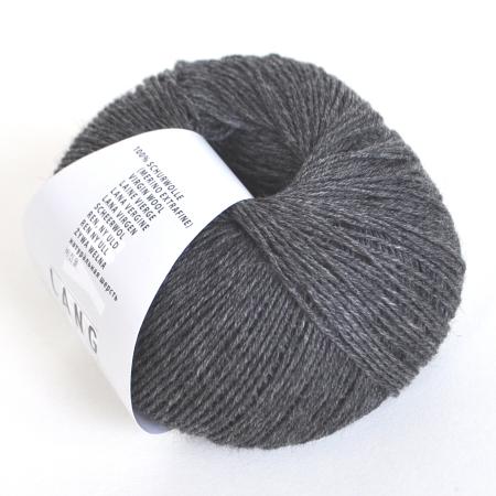 Пряжа для вязания и рукоделия Merino 400 Lace (Lang Yarns) цвет 0005, 200 м