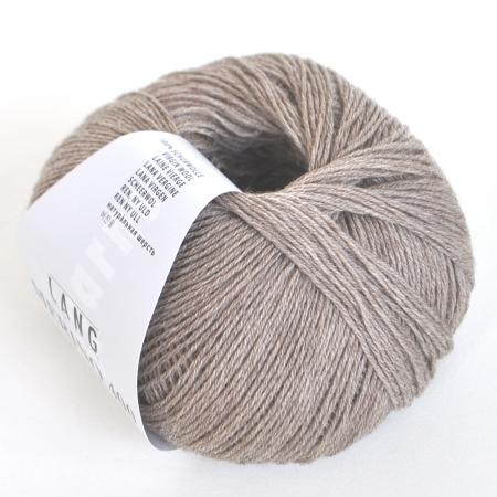 Пряжа для вязания и рукоделия Merino 400 Lace (Lang Yarns) цвет 0039, 200 м
