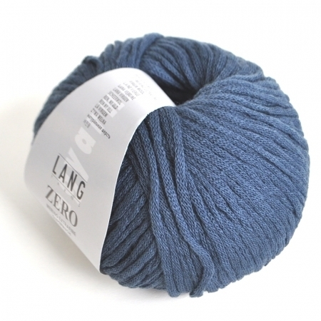 Пряжа для вязания и рукоделия Zero (Lang Yarns) цвет 0035, 120 м