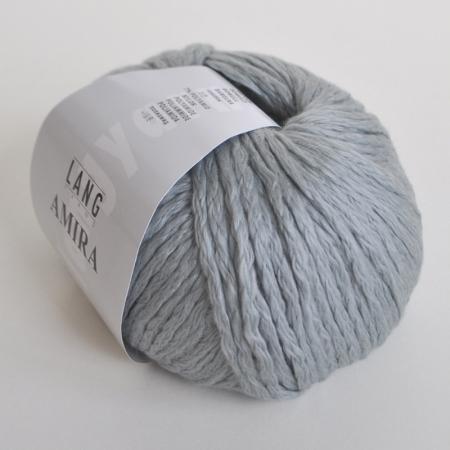 Пряжа для вязания и рукоделия Amira (Lang Yarns) цвет 0023, 100 м