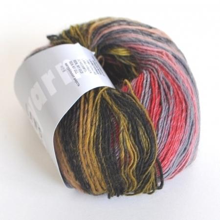 Пряжа для вязания и рукоделия Mille Colori Baby (Lang Yarns) цвет 0013, 190 м