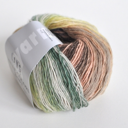 Пряжа для вязания и рукоделия Mille Colori Baby (Lang Yarns) цвет 0068, 190 м