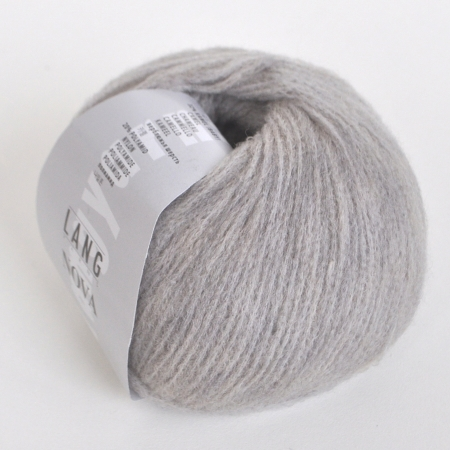 Пряжа для вязания и рукоделия Nova (Lang Yarns) цвет 0096, 180 м