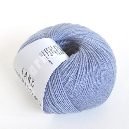 Пряжа для вязания и рукоделия Merino 400 Lace (Lang Yarns) цвет 0034, 200 м