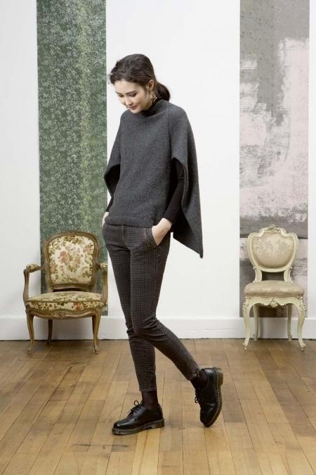 Пуловер из пряжи Lang Yarns Nova
