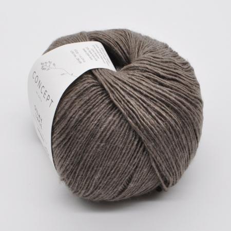 Пряжа для вязания и рукоделия Silky Lace (Katia) цвет 150, 260 м