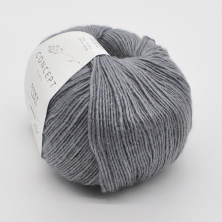Пряжа для вязания и рукоделия Silky Lace (Katia) цвет 154, 260 м