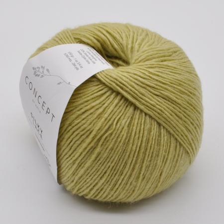 Пряжа для вязания и рукоделия Silky Lace (Katia) цвет 160, 260 м