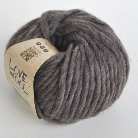 Пряжа для вязания и рукоделия Love Wool (Katia) цвет 103, 50 м