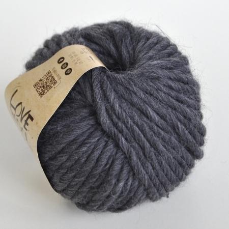 Пряжа для вязания и рукоделия Love Wool (Katia) цвет 107, 50 м