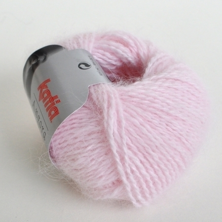 Пряжа для вязания и рукоделия Angora 100% (Katia) цвет 8, 50 м