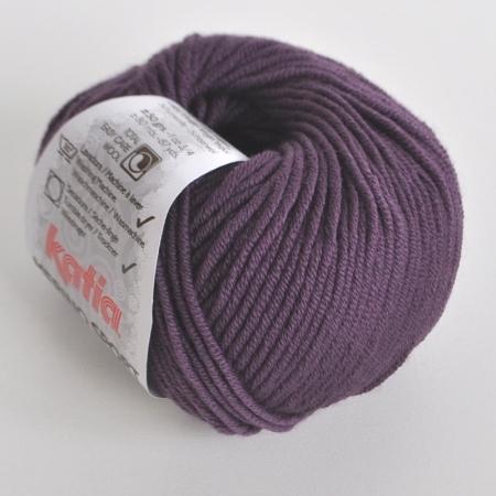 Пряжа для вязания и рукоделия Merino Sport (Katia) цвет 23, 80 м