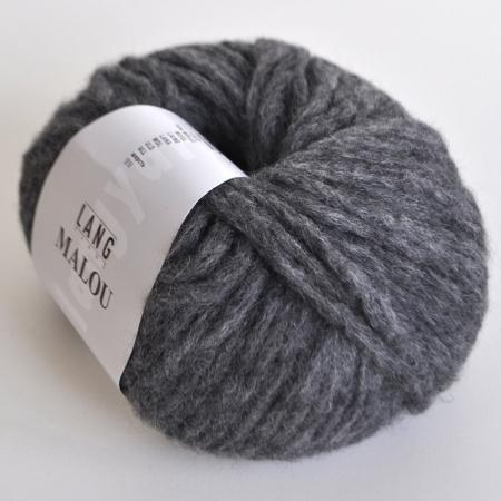 Пряжа для вязания и рукоделия Malou (Lang Yarns) цвет 0005, 65 м