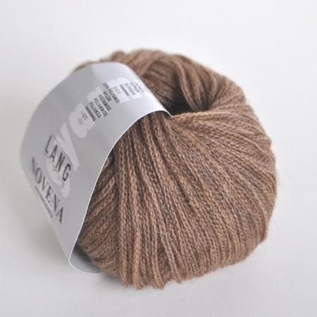 Пряжа для вязания и рукоделия Novena (Lang Yarns) цвет 0139, 110 м