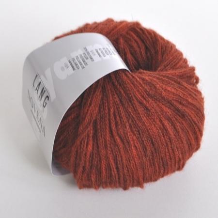 Пряжа для вязания и рукоделия Novena (Lang Yarns) цвет 0161, 110 м