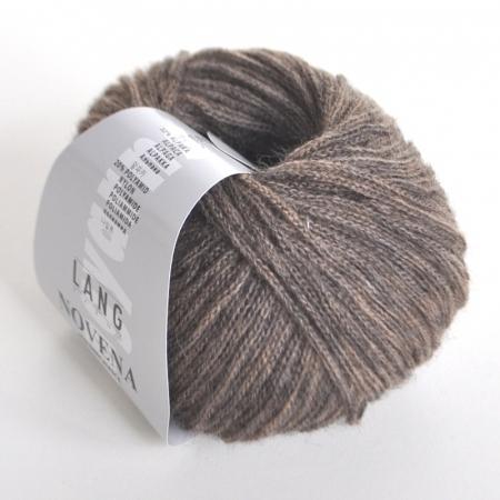 Пряжа для вязания и рукоделия Novena (Lang Yarns) цвет 0039, 110 м